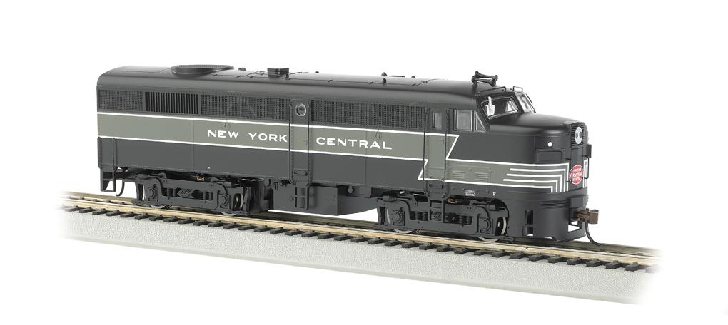 New York Central Alco Fa 2 Dcc Sound Value Sdsc