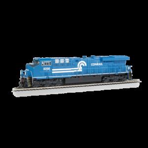 Locomotives - Diesel