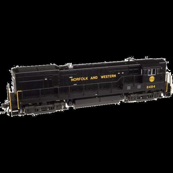 Atlas Gold U30B Phase 2 N&W #8467 Diesel Locomotive - 10001186