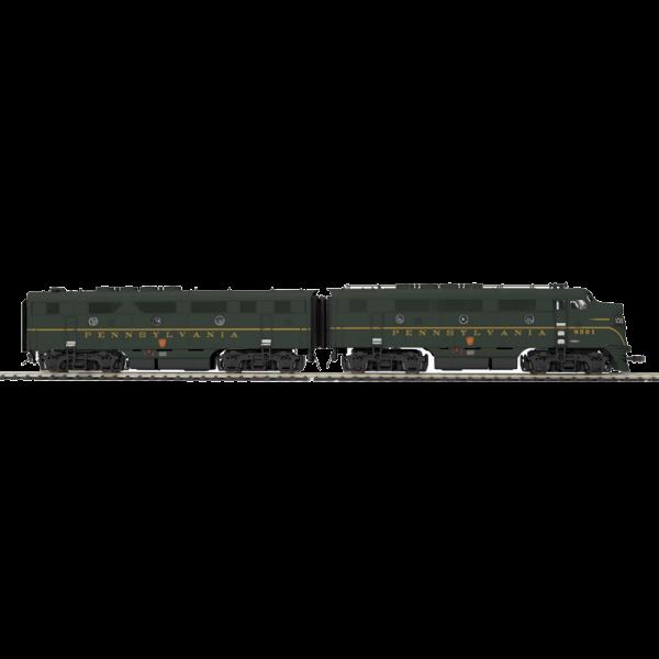 MTH PRR #9501/9501B EMD F-3 Diesel Locomotive DCC Ready - 8021940