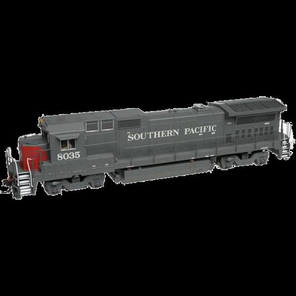 Atlas Gold Dash8-40BW Undecorated  Diesel Locomotive - 9831