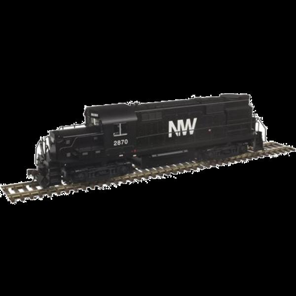 Atlas Gold RS-36 Norfolk & Western #2870 Diesel Locomotive - 10002666