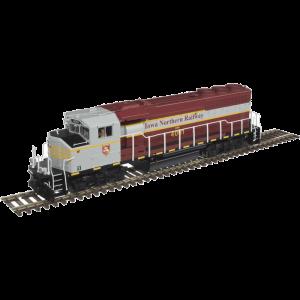 Atlas Gold GP40-2W Iowa Northern #4003 Diesel Locomotive - 10002714
