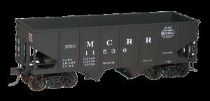 Michigan Central USRA Twin Hopper - 2578