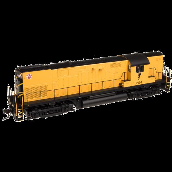 Atlas Gold C420 Phase 1 V&N #204 Diesel Locomotive - 10001145