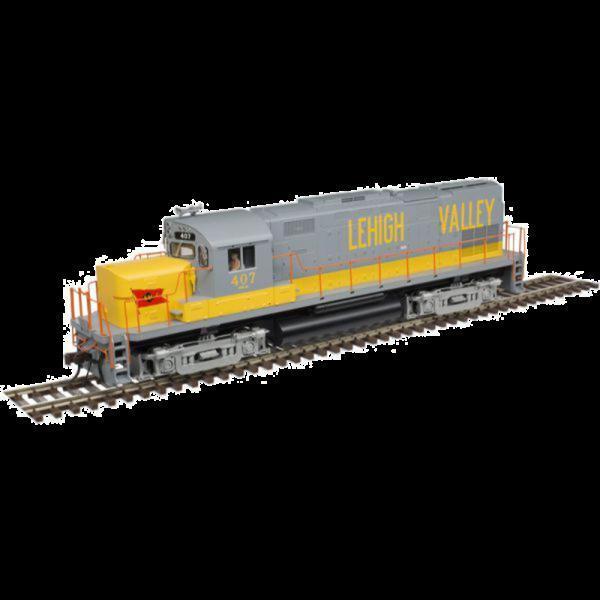 Atlas Gold C-420 Ph1 LN Lehigh Valley (Delaware-Lackawanna) #414 - 10002971