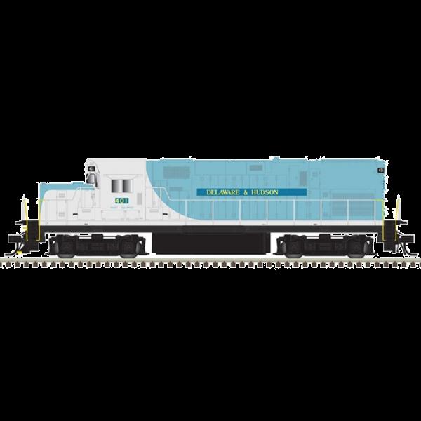 Atlas Gold C-420 Ph2B LN Delaware & Hudson (Ex L&HR) #401 - 10002972