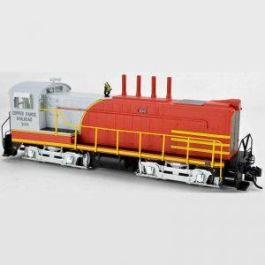 Bowser DS 4-4-1000 Copper Range #101 DC Locomotive - 24782