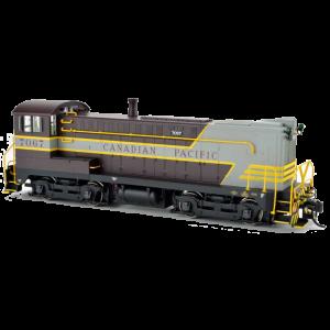 Bowser DS 4-4-1000 Canadian Pacific #7067 DCC Locomotive - 24787
