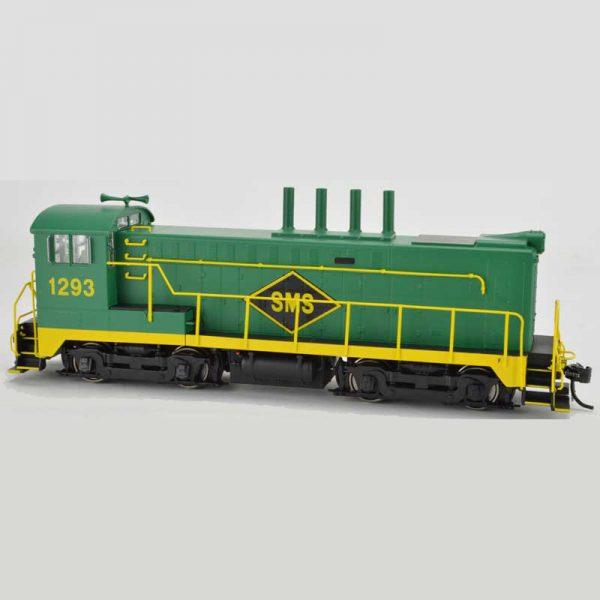 Bowser DS 4-4-1000 SMS #1293 DCC Locomotive - 24807