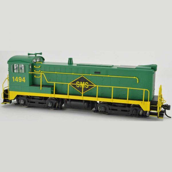 Bowser DS 4-4-1000 SMS #1494 DCC Locomotive - 24808