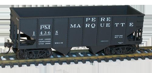 Pere Marquette USRA Twin Hopper - 25341
