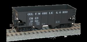 Gulf Mobile & Ohio USRA Twin Hopper - 25401