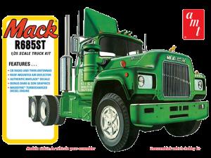 AMT 1:25 Scale Mack R685ST Semi-Tractor - 1039