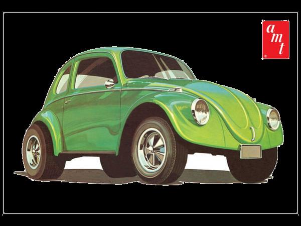 """AMT 1:25 Scale Volkswagen Beetle """"Superbug Gasser"""" - 1044"""