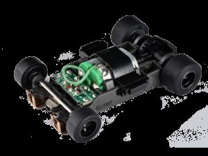 AFX Racing Rolling Chasis Short Mega G+ HO - 21029
