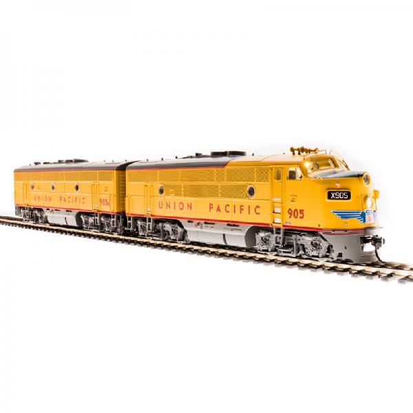 Broadway UP #905/905B EMD F3 A/Unpowered B Streamliner Scheme - 4825