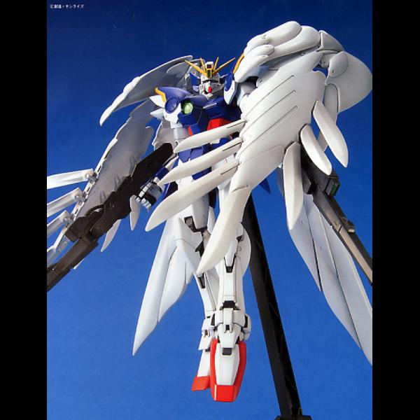 Bandai Wing Gundam Zero (EW) Master Grade Gundam Series - 129454