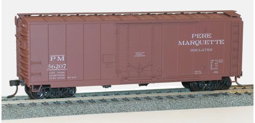 Pere Marquette 40' Plug Door Boxcar - 31151