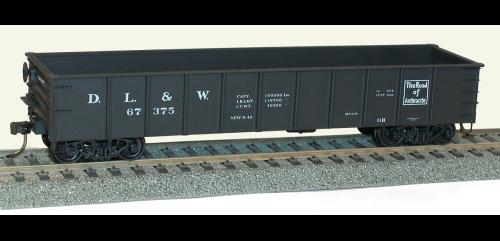 Lackawanna 41' Steel Gondola - 37371